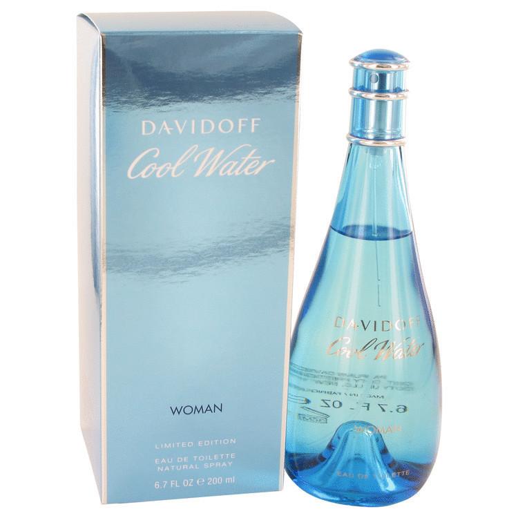 Cool Water Woman By Davidoff