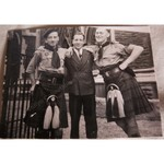 Cardiff Scouts 1939 Original Photo