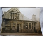 National Provincial Bank of England 1925 Original Photo (Cardiff?)