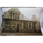 National Provincial Bank of England 1925 Original Photo (Cardiff?)