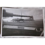 USAF Flying Fortresses St Mawgan 1944 Original Photo