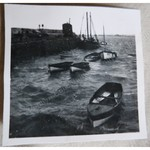 Minehead Harbour August 1949 Original Photo