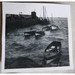 Minehead Harbour August 1949 Original Photo