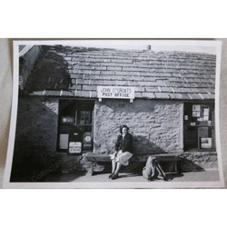John O'Groats Post Office 1950 Original Photo