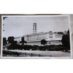 Nottingham University Real Photo Postcard 1950