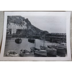 Polperro 1952 Original Photo