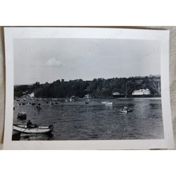 Fowey 1952 Original Photo