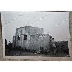 Lands End Toilets 1952 Original Photo