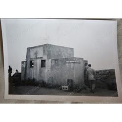 Lands End Toilets 1952 Original Photo