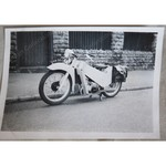 Motorbike ONN 960 Original 1953 Photo