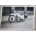 Motorbike ONN 960 Original 1953 Photo