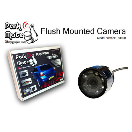 Flush Mounted Bumper Camera PM800