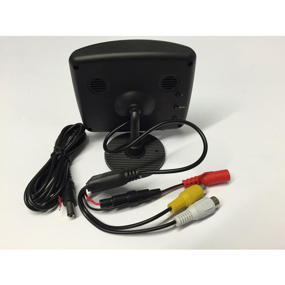 3.5'' TFT Monitor & Flush Camera PM600