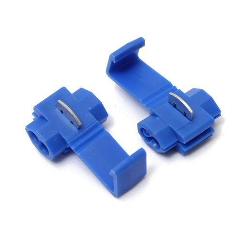 2x Cable Snap Connectors