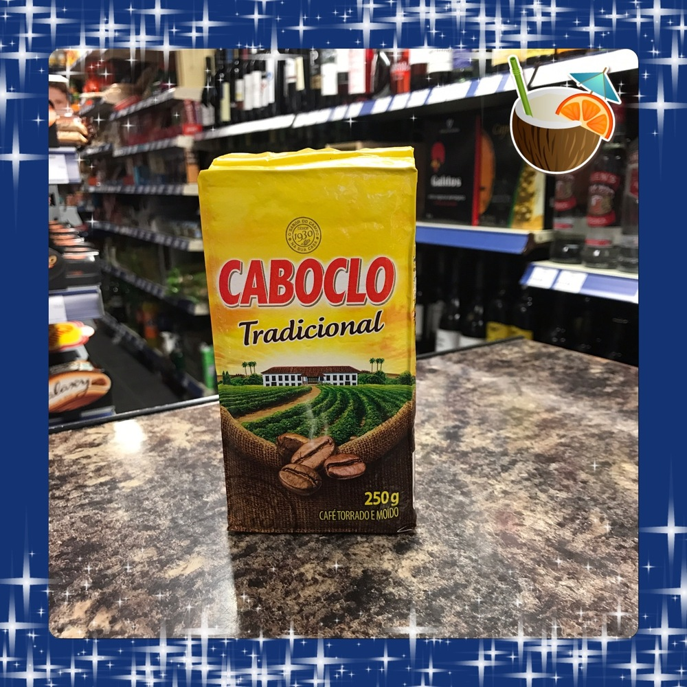 Caboclo 250g