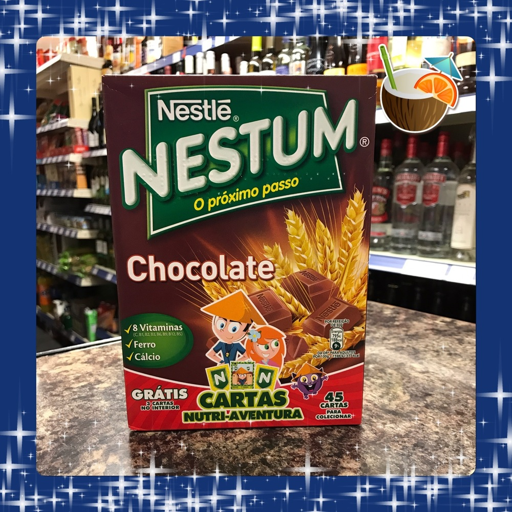 Nestum de chocolate 300g