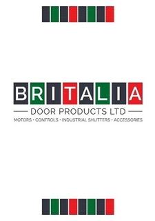 NEW: Britalia Door Products Brochure