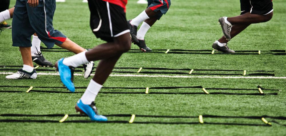 Football training & fitness