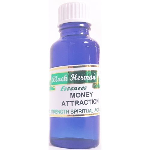Money Attraction Oil