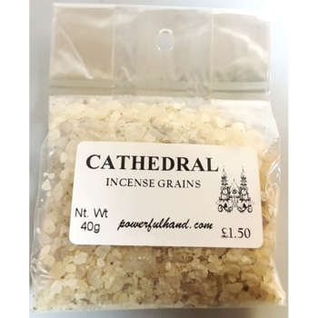 Cathedral Incense Grains