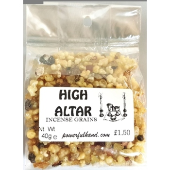 High Altar Incense Grains