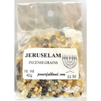 Jerusalem Incense Grains