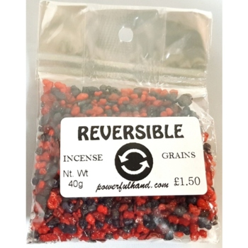Reversible Incense Grains