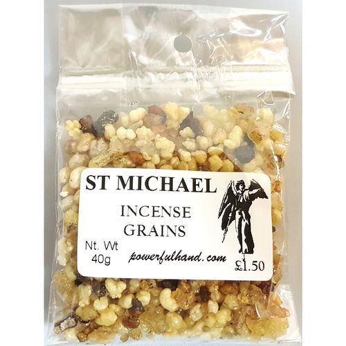 Saint Michael Incense Grains
