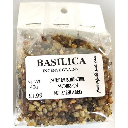 Basilica Incense Grains