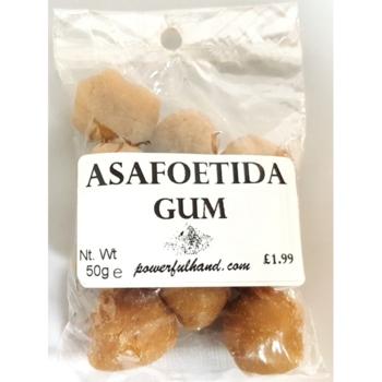 Asafoetida Gum