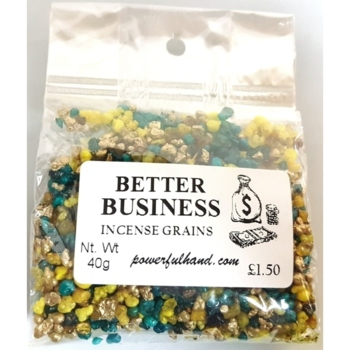 Better Business Incense Grains
