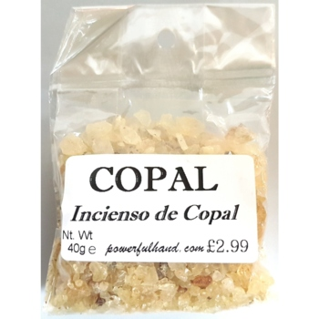 Copal Incense Grains