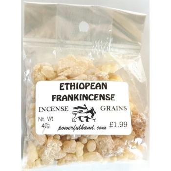 Ethiopian Frankincense Incense Grains