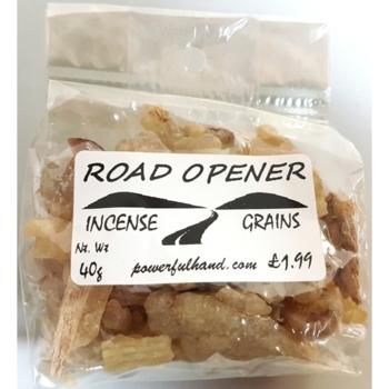 Road Opener Incense Grains