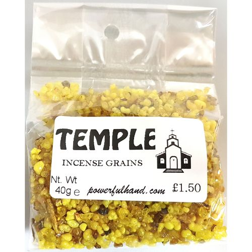 Temple Incense Grains