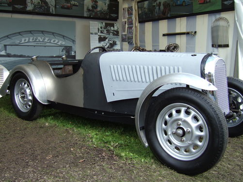 1939 Morgan 4-4 Le Mans Race Car