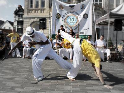Capoeira Classes West London, Kids Capoeira Classes, Capoeira Workshops London