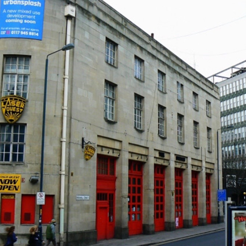 The Fire Station Bristol