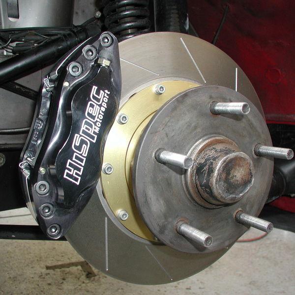 Brakes Upgrade