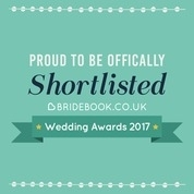 Shortlisted Bridebook Awards 2017