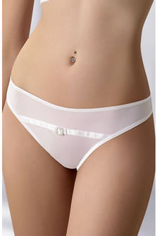 Venus Brief White,Gracya Bridal Collection