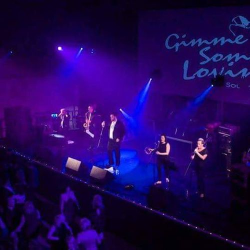 GIMME SOME LOVIN' - Soul Band