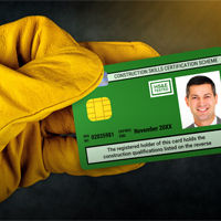 Gold package= CSCS test/Mock tests + QCF 1 day* L1 H&S course+ CSCS Card appication