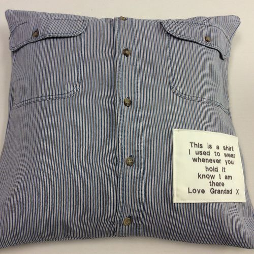 Memory Cushion (Personalised)