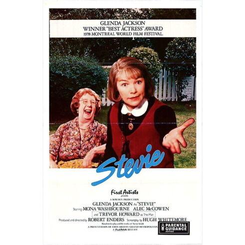 STEVIE (1978) Glenda Jackson