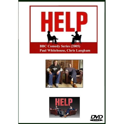 Help (2005) BBC Comedy Series Paul Whitehouse.