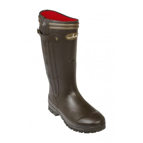 Percussion Rambouillet Full Zip Hunting Boots
