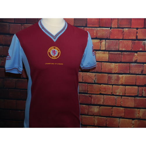 Aston Villa Match Worn