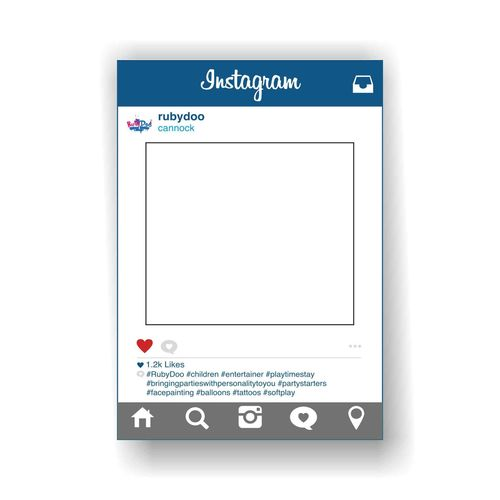 Social Media Frames | ES Print UK LTD