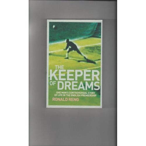 The Keeper of Dreams by Ronald Reng Softback Edition Football Book 2003